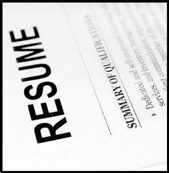 6 Tips For A No-Experience Resume - Investopedia