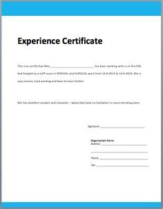 Prior relevant experience resume